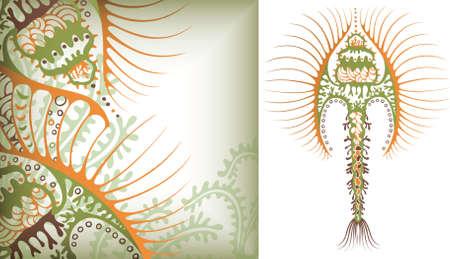 microorganism: Sea Life Microorganism 1
