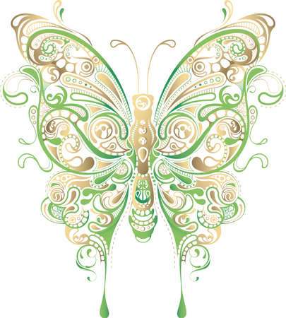 Butterfly Stock Vector - 7547089