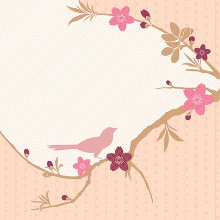 girlish: Blossom Bird