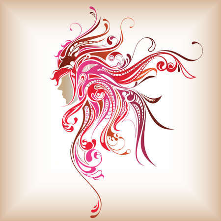 augur: 12 Constellations ------- Virgo Illustration