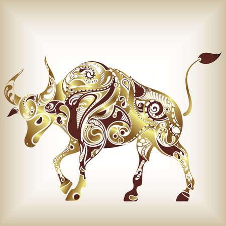 zodiac background: Zodiac