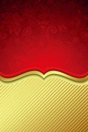 Invitation Card Stock Vector - 13027949