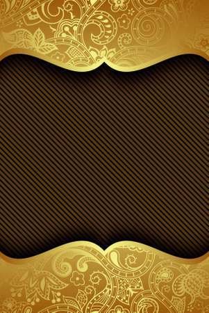 Chocolate Background Vector
