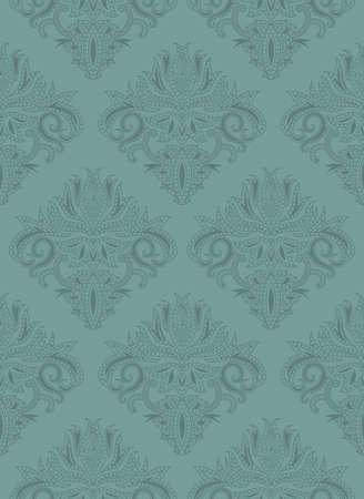 seamless: Seamless Floral Pattern Illustration