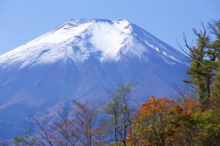 Mt. Fuji view in Japan