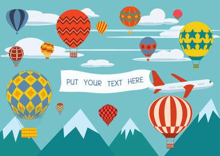 航空ショー: 熱気球フェスティバル