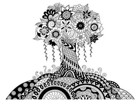 whimsical: Whimsical tree