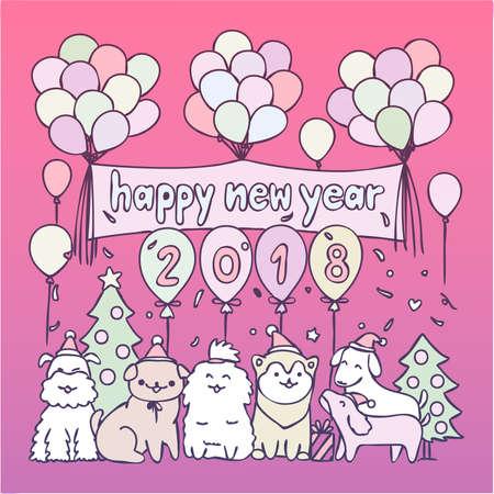 Año Nuevo Chino Diseño Para Tarjetas De Felicitación