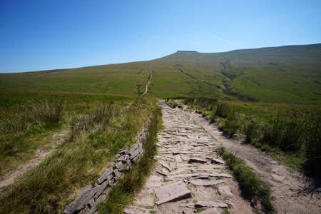 Pen Y fan, Brecon Beacons National Park, Wales, United Kingdom
