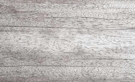 Draufsicht der echten grauen Holzstruktur für den Hintergrund. Stockfotos