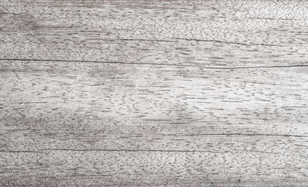 Top view of real grey wood texture for background. Stock Photo