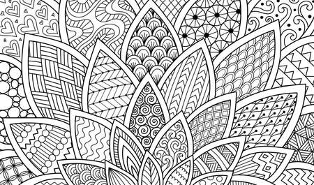 Abstract line art for background