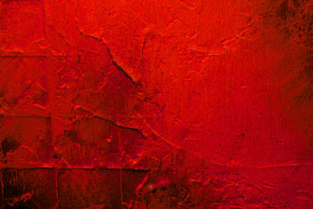 background texture: red background or frame with lots of texture and detail Stock Photo