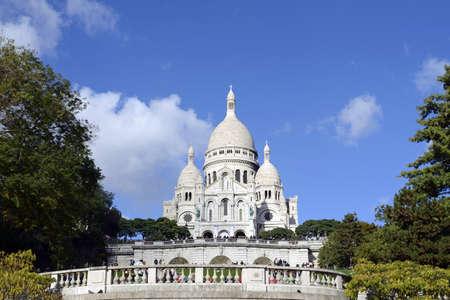coeur: Sacre Coeur (Parijs, Frankrijk)