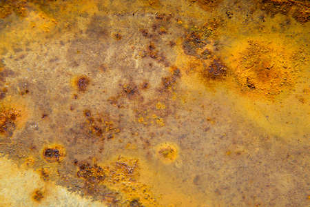 High resolution distressed metal surface, rust photo