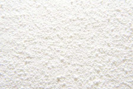 White powder background, macro Фото со стока