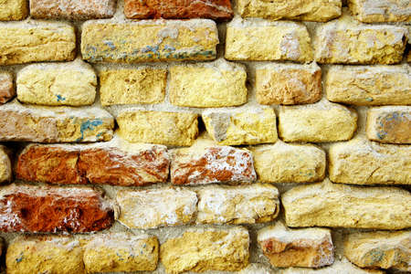 Grungy stone wall as background
