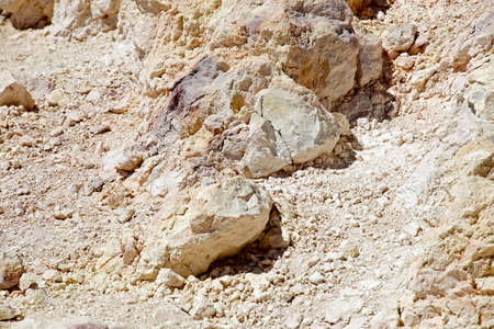 volcanic stone formation, Tenerife, Spain Фото со стока