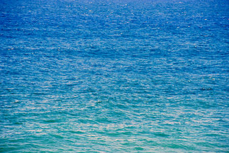 Sea background with small waves, Indian Ocean