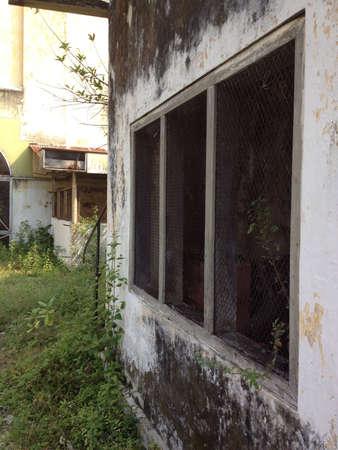 old window Stock Photo - 21521876