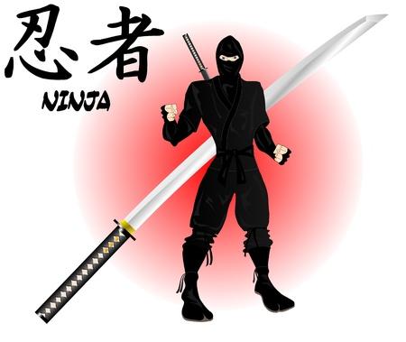 Ninja wojownik