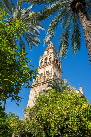 codoba s mosque tower
