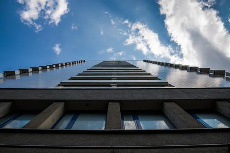 Architecture from Berlin. Zdjęcie Seryjne