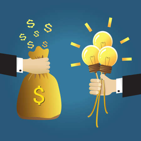 You can earn money from good idea