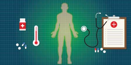 immuunsysteem van het menselijk lichaam geneeskunde medicijn medisch dossier