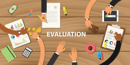 business analysis: business evaluation assessment process and analysis result