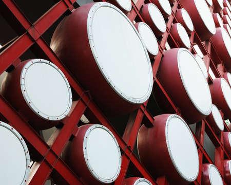 chinese drum: Chinese drum