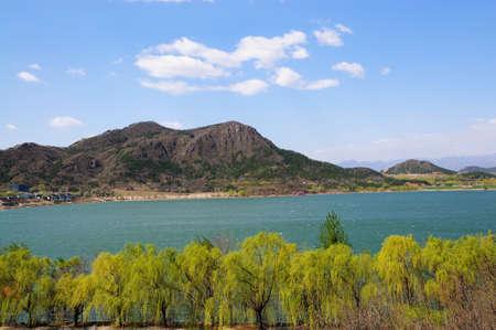 tumbas: Depósito de Pekín Tumbas Ming dinastía Foto de archivo