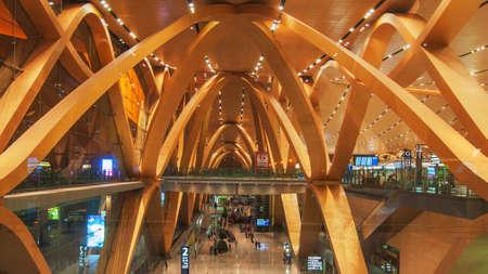 kunming: Kunming Changshui International Airport Editorial