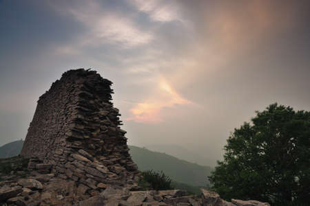 heritage protection: Beijing Great Wall of China