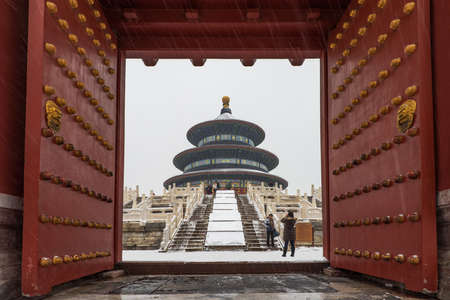 summer palace: temple of heaven in Summer Palace