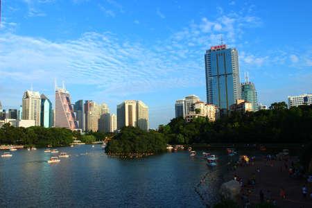 visitador medico: horizonte de Shenzhen