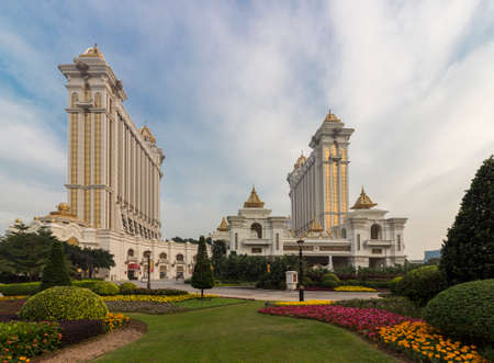 The Galaxie Hotel  and Macao Taipa Casino