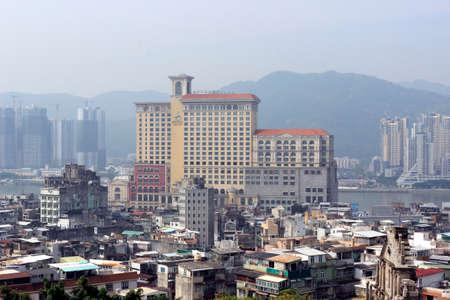 ponte: Ponte 16, Macao Editorial