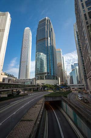 Hongkong international financial center