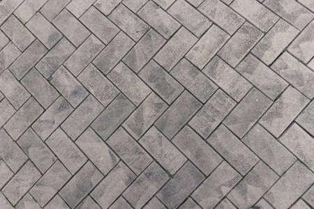 Rechthoekige vloertegels en texturen