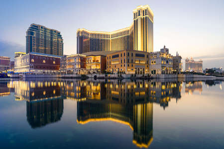 Deluxe Hotel and Casino Resort in Macao