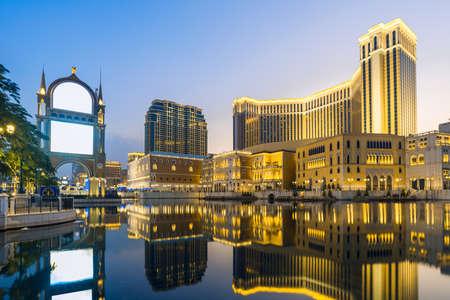 Deluxe Hotel and Casino Resort in Macao