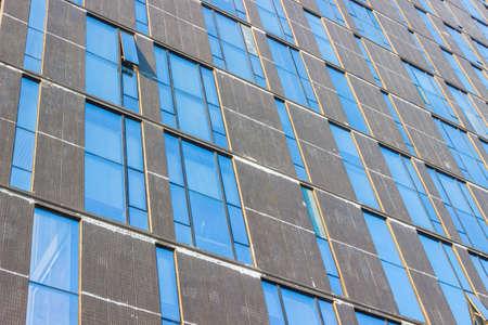 Urban building facade 版權商用圖片