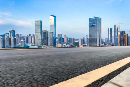 high rise buildings in Shenzhen