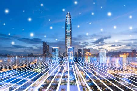 Shenzhen City Scenery