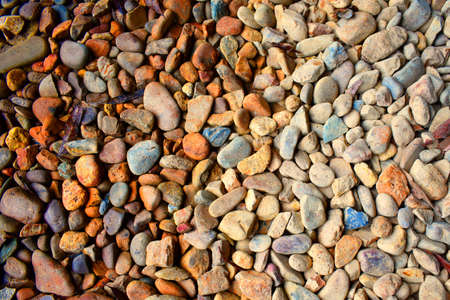 Wet and Dry Pebbles