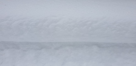 The Drifts of white snow. Snow close up. Stok Fotoğraf