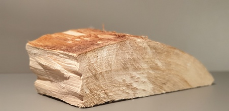 A piece of wood. Wooden board. Wood close-up 版權商用圖片