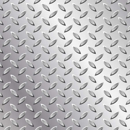 ironworks: Metal abstract background Illustration