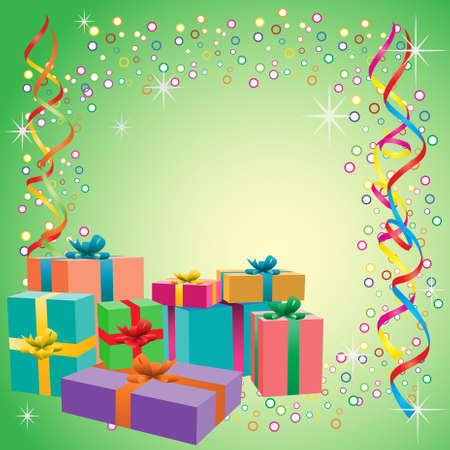 xmass: Gift boxes